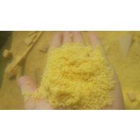 无杂质100%黄色一级发泡板超细磨粉料耐特尔