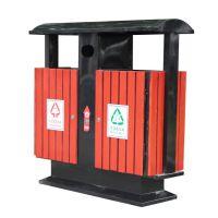 钢木垃圾桶 环卫垃圾桶 果皮箱 厂家批发