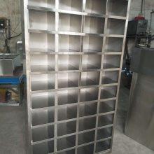 双丰 不锈钢12门员工储物更衣柜食堂多门餐具碗柜