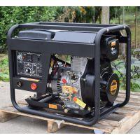 贝隆DGW190AC柴油电焊发电两用机190A电焊发电一体机190A发电电焊两用机