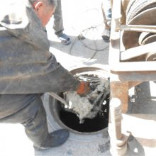 阜新排水井清掏淤泥设备 污水池清理 洪鑫清淤下水井的工具价格