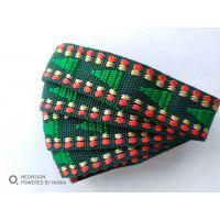 民族风织带、箱包带、适用于服饰加工等,涤纶定制