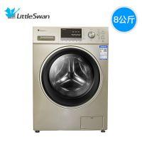 小天鹅TG90/TD80-1411DG  8KG/9KG全自动变频滚筒洗衣机烘干