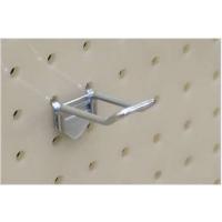 信高圆孔挂板挂钩孔径3.5mm(双钩)50 100 150mm钢质