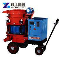 洛阳豫工隧道喷浆机自动上料喷浆车转子式混凝土喷浆机生产厂家