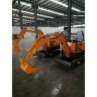 小型履带式挖掘机功能介绍 园林用的新款挖掘机厂家
