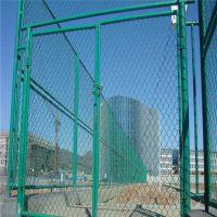 安平 福州市笼式足球场围网 羽毛球场围墙防护网