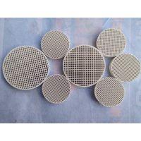 兰州市铝水过滤网陶瓷过滤网价格厂家晨宇牌