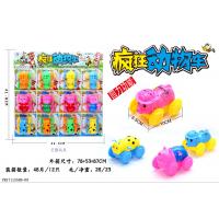 儿童挂板回力惯性车系列塑料玩具新款上市热卖流行时货塑料玩具工厂直销批发