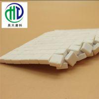 耐磨陶瓷片拥有比钢铁乃至金刚石更为杰出的性能