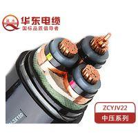 宏亮电缆泉水牌yjv-4*10无氧铜电力电缆