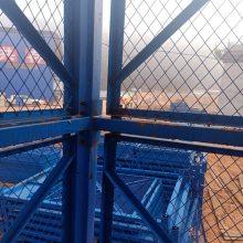供应丽水施工梯笼组合多样梯笼爬梯通达公司新品