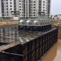 288吨地埋式箱泵一体化BDF消防水箱价格