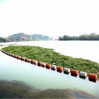 一级水电站长跨度拦污排 电厂拦漂装置浮筒价格