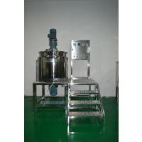 供应卫生级食品加热混合设备 电动固液均质机 食品行业生产设备