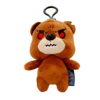 毛绒玩具挂件饰品背包书包汽车挂件钥匙扣儿童礼品短毛绒制作