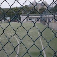 篮球场勾花网护栏 梅州围栏网厂家