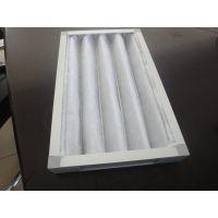 可清洗板式过滤器|铝外框折叠式初效过滤器|耐高温空气过滤器