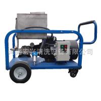 炼油厂换热器泠凝器超高压清洗机工商业专用清洗设备宏兴供应
