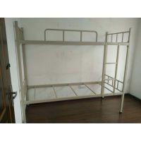 重庆铁床 学校 寝室双层铁床 现代中式 上下铺 厂家直销