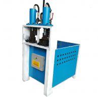 厂家直销深圳不锈钢冲孔机液压冲孔机护栏切弧机