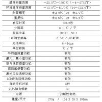 中西(LQS特价)红外线测温仪 型号:RQ86-HRQ1500库号:M400513