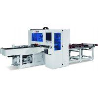 金泓宇通过式数控五面钻 板式家具五面孔加工设备 精度更高 速度更快