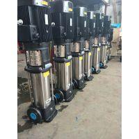 不锈钢立式多级泵厂家 CDLF8-80 3KW 湖北天门市众度泵业