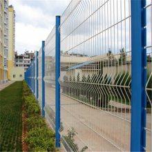 最常用的护栏网 锌钢围墙栅栏 圈山围栏网