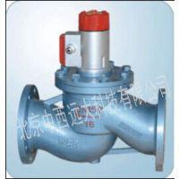 中西 燃气紧急切断阀 型号:JC08-DRQF/DN250库号:M407794