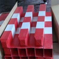 湖南玻璃钢红白杠反光警示桩公路红白道口桩生产厂家直接报价