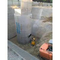 一体化污水提升泵站厂家/ DNRP-3T-G-GRP-WQS