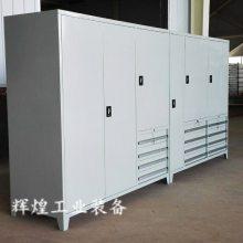 深圳 辉煌HH-204 供应挂板式工具车 多抽屉移动手推车重型