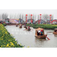 千岛菜花风景区的手划船哪里有 【楚风】出售各类木船 休闲钓鱼小划船 仿古木船