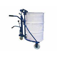 手动油桶搬运车 叉车 液压多走向三支点油桶搬运车