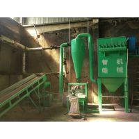 智皓pvc商标纸专用磨粉机环保高产解决之道