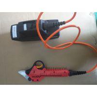 兴立电动剪刀818,大口径剪切,塑钢机身,防静电、德国进口机芯818