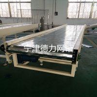 厂家热销304不锈钢链板输送机 镀锌网带输送机 食品生产线