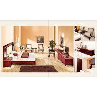 中山钜晟家具,做性价比的酒店家具,JS-1002双人床