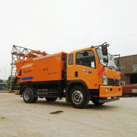 兖兰 出售车载式搅拌泵车厂家直供欢迎订购