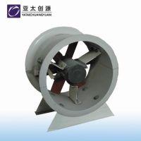 厂家讲述调试玻璃钢轴流风机需要注意的几个地方