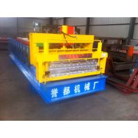 誉都机械供应直销琉璃瓦设备成型机