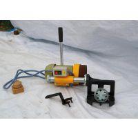 DM-I型电动钢轨端磨机