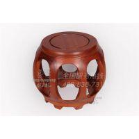 浙江东阳红木换鞋凳,老雕匠家具,红木换鞋凳定做价格