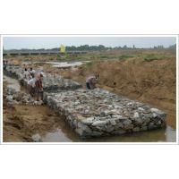 生态防护工程 洪水防护网 大桥保护 PVC防护网 绿化工程