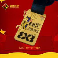 诺金定做金属纪念牌 奖牌定制价格 活动奖牌生产