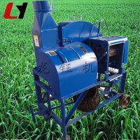 奶牛草铡草机报价 养殖电动铡草机产量