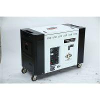 单缸8kw静音柴油发电机