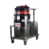 60L电瓶式吸尘器威德尔WD-60仓库车间吸地面灰尘碎屑砂石无线式吸尘器