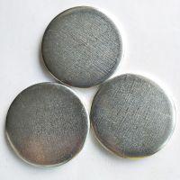 云哲 厂家生产 镀锌 本色 盲板 铁圆片 圆铁片 规格齐全 可订做加工